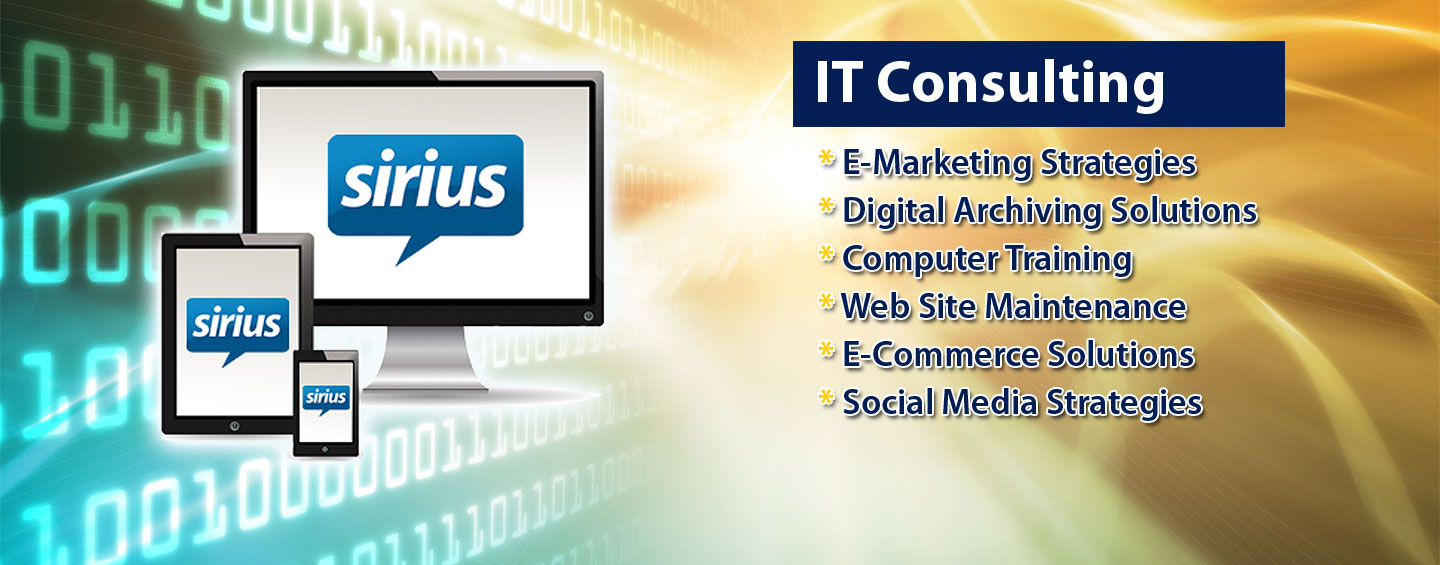 Sirius Web Solutions IT consulting